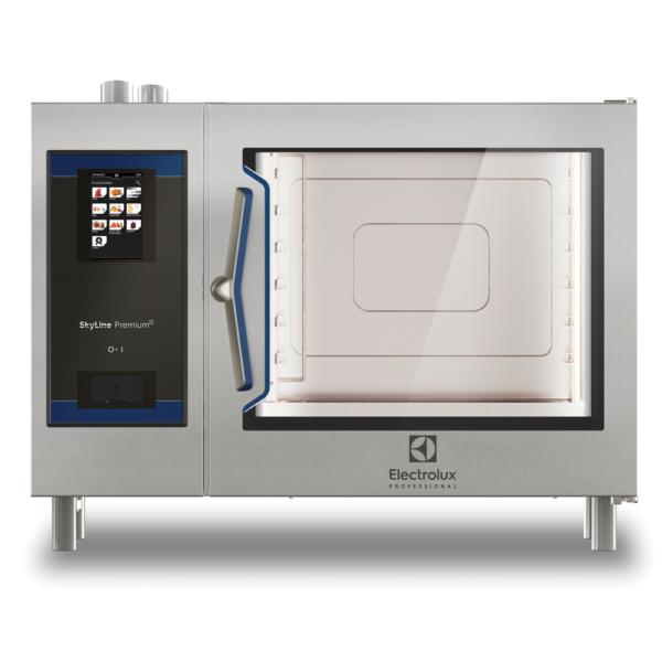 Electrolux profesionālās virtuves krāsnis